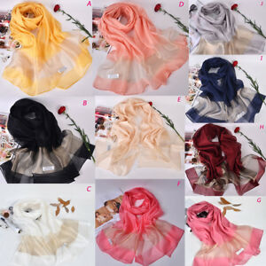 Fashion-Silk-Women-Scarf-Stitching-Gold-Silk-Scarves-Long-Section-Soft-Scarf