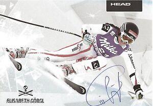 Autogramm-AK-Elisabeth-Gorgl-Goergl-Olympiabronze-Weltmeister-Ski-alpine-Milka