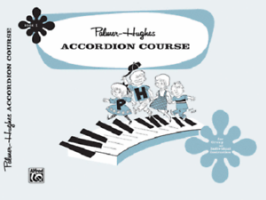 Palmer-Hughes Accordion Course Book 1 Accordion Method Book 202