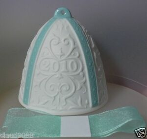 LLADRO-MADE-IN-SPAIN-034-2010-CHRISTMAS-BELL-034-18340-MINT-amp-REDUCED