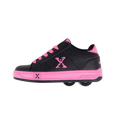 Sidewalk Sport Sport Lane Girls Wheeled Trainers UK 2 EU 34 CH07 19