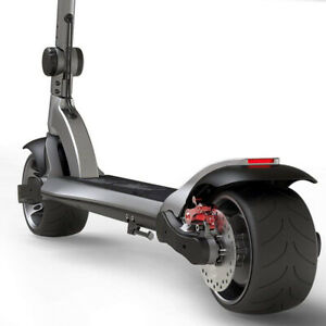 Electric-Scooter-MERCANE-WideWheel-Single-motor-8-8Ah-500W