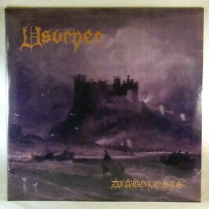 USURPER-Diabolosis-Vinyl-LP-1995-R-I-P-Music-NEW-SEALED