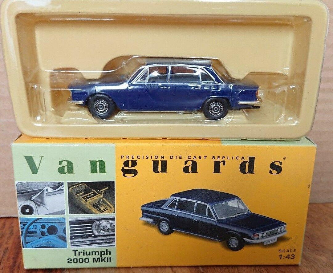Corgi VA08200 Triumph 2000 MkII Delft bluee