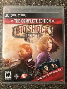 BioShock-Infinite-Complete-Edition-PlayStation-3-Complete-w-Manual-Tested