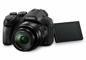 Panasonic Lumix DC-FZ300EG-K 24-fach Zoom - Deutsche Neuware - Fachhändler FZ330
