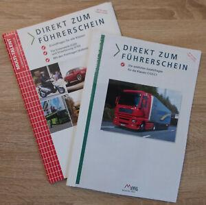 Führerschein Klasse B Fragebogen 2021