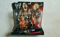Wwe Mattel Jimmy & Jey Uso Family Fury Series 11 Wrestling Figures Rare