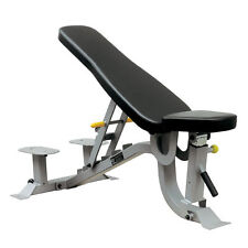 """Champion Barbell Wheeled Adjustable Weight Bench 54"""" L x 23"""" W x 20"""" H"""