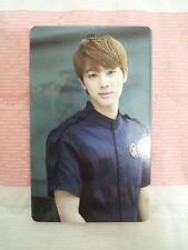 BTS Bangtan Boys 1st Album O!RUL82? N.O Jin Seokjin Official PhotoCard K-POP.
