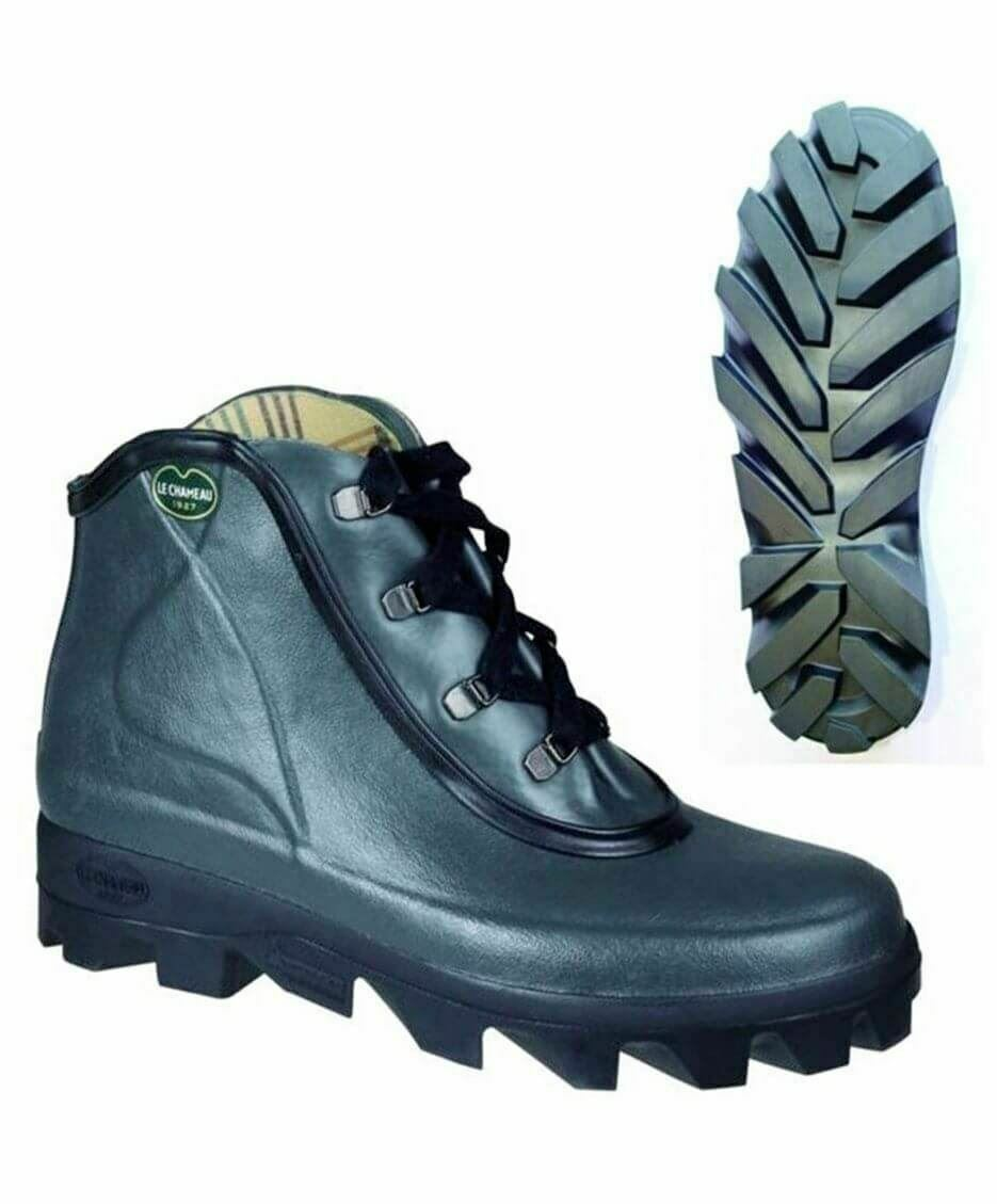 Le Chameau Brodequin Ceres - botas verde Bronce