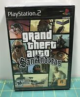 Grand Theft Auto: San Andreas - Sony Playstation 2 (ps2) - Brand New, Sealed