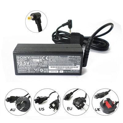 Original 10.5V 4.3A VGP-AC10V8 AC Adapter for SONY Vaio DUO 10 11 13 Series New