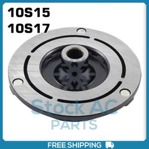 New Premium Line A//C Compressor Clutch Hub Fits:Denso 10S15// 10S17 CM125057