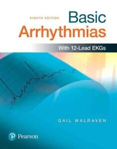 Basic-Arrhythmias-Paperback-by-Walraven-Gail-Brand-New-Free-shipping-in-t