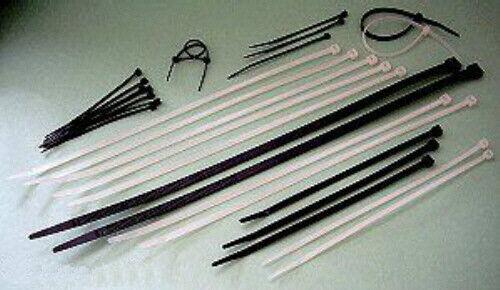 360 530 mm länge 430 200 290 NATUR 4,8 x 160 Kabelbinder SCHWARZ