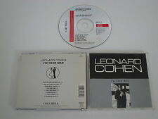 LEONARD COHEN/I'M YOUR MAN(COLUMBIA 460642 2) CD ALBUM