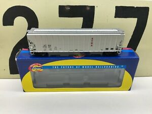 Athearn-Ho-Scale-XTRA-54-FMC-Covered-Hopper-RD-77047-RTR-NOS