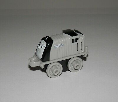 THOMAS /& FRIENDS Minis Train Engine 2016 Electrified Spencer ~ NEW ~ Weighted