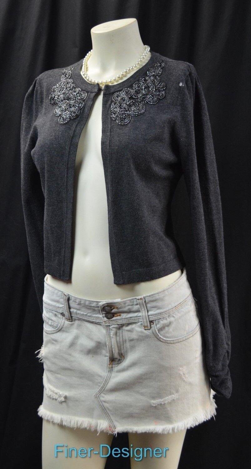 INC International Concepts Bolero Crop Sweater fine knit cardigan SZ 1X XL NEW
