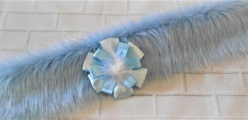 Landau Capuche en FOURRURE mon babiie iCandy silver cross Bugaboo s/'adapter à toutes les poussettes Rose