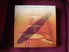 LED ZEPPELIN - 4 cd Collector's Box Set / 1990 Atlantic / Excellent