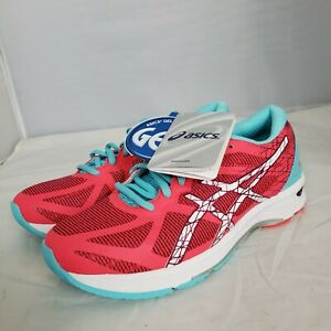 ASICS GEL-DS Trainer 21 Womens Pink Support Running Sports Shoes Trainers