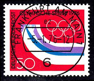 875-Vollstempel-gestempelt-EST-Ersttag-mit-Gummi-BRD-Bund-Deutschland-1976