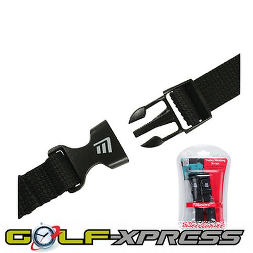 Masters Golf - Carrito De Golf Cincha Correas - Paquete de 2