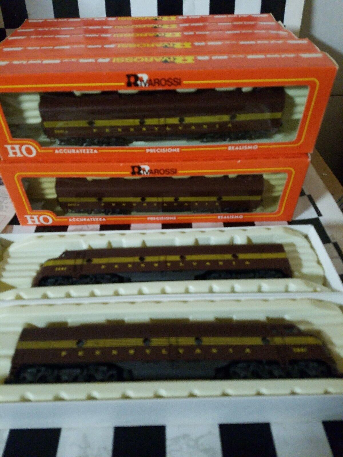 Rivarossi HO Pennsylvania  12 piece set