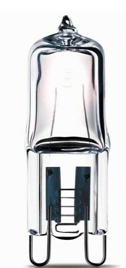 2 x 40W Smeg Oven Halogen Lamp Light Bulb Globe SFA304X SFA309X SFA390X SFA395X