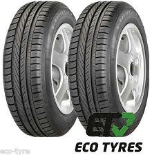 2X Tyres 185 60 R14 82T GoodYear DuraGrip E E 68dB