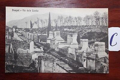 EntrüCkung Postkarte Ansichtskarte Italien Pompei
