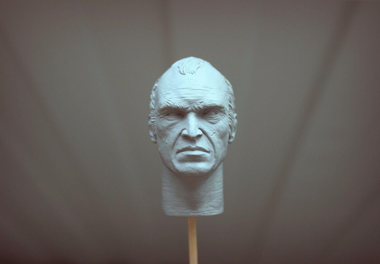 Trevor PHILIPS de GTA échelle  5 1 6 Non Peinte Personnalisée sculpter tête  meilleure qualité meilleur prix