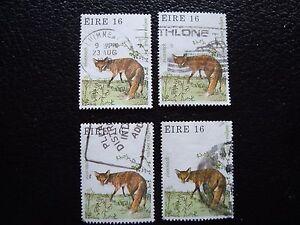 irlanda-sello-yvert-y-tellier-n-426-x4-matasellados-A32-stamp-Irlanda