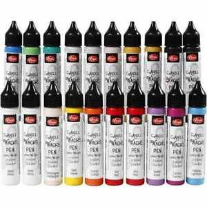 Viva Decor 28ml Candle Wax Pen (16 Colours to Select From)