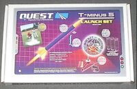 Quest 1409 Model Rocket Starter Set T-minus 5 (no Rocket Motors) -