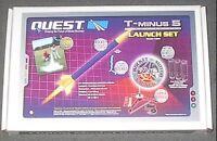 Quest 1409 Model Rocket Starter Set T-minus 5 (no Rocket Motors) -