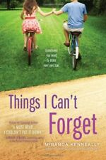 Hundred Oaks: Things I Can't Forget 3 by Miranda Kenneally (2013, Paperback)