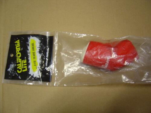 NOS California Lite Johar Red Single Stem Pad Old School BMX Vintage Neck