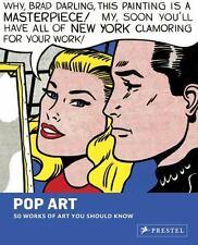 Pop Art: 50 Works of Art You Should Know by van Wyk, Gary