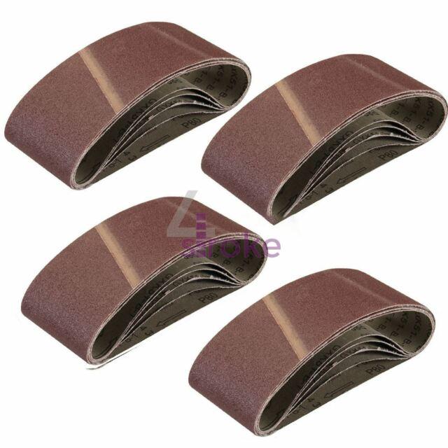 Silverline 950457 Sanding Belts Set of 5 13 x 457 mm