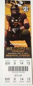 2015-Missouri-Tigers-Tennessee-Volunteers-Football-Full-Ticket-Stub