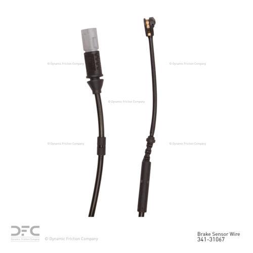 Disc Brake Pad Wear Sensor-Sensor Wire Rear DFC 341-31067