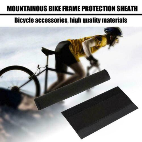 1//10x Neoprene Frame Chain Stay Protector Cover Guard Cycling Bike Outdoor E1I1