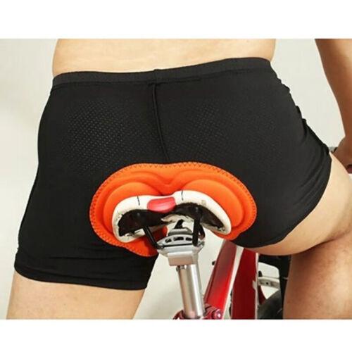 Cycling Mountain Shorts Bike Pants Bicycle MTB Gelly Sponge Pad Men 3D Padded
