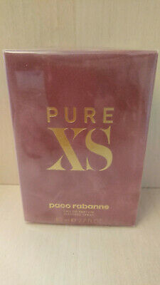 Paco Rabanne Black XS For Her Eau De Parfum Spray 80ml for femme her mujer | eBay