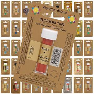 Sugarflair-Blossom-Edible-Petal-Dusts-Food-Colour-Powder-Sugarcraft-Cake-Tints
