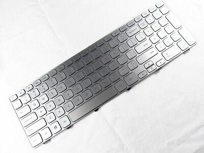 Wholesale FOR DELL US Backlit Framed Keyboard Compatible NSK-LG0BW 01