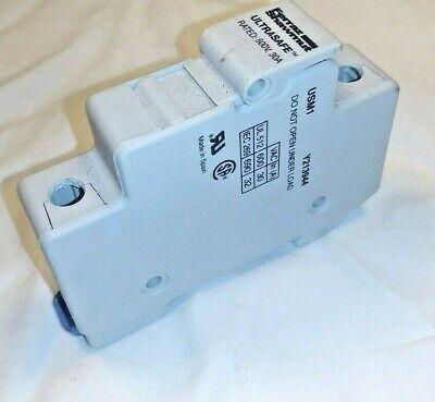 Ferraz Shawmut 1 Pole Fuse Holder USM1 30 Amp 800 Volt UltraSafe for sale online